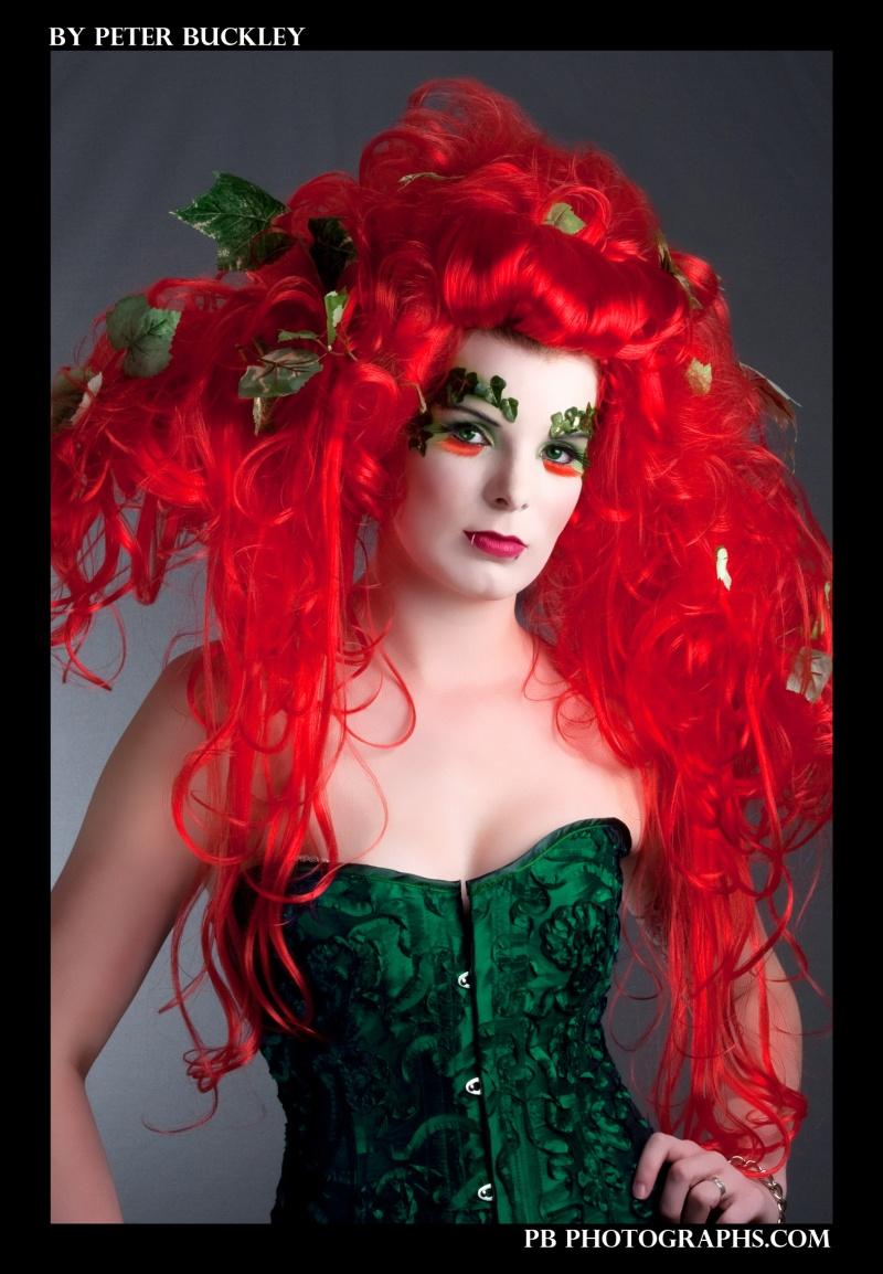 Female model photo shoot of CosmAddict Make Up in Dublin City
