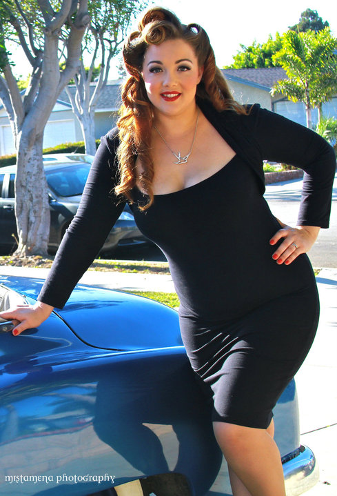 Aug 19, 2010 MistaMenaPhotography My first Pin up shoot