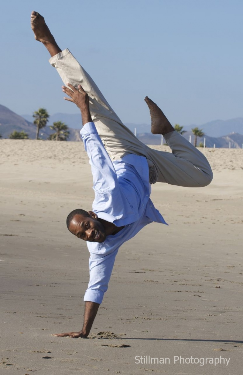 Ventura, CA Aug 19, 2010 Stillman Photography High Energy (SAG actor, dancer, photographer)