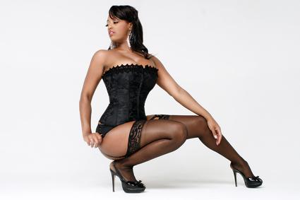 Female model photo shoot of Michell Belle by Revolutioneyez Media