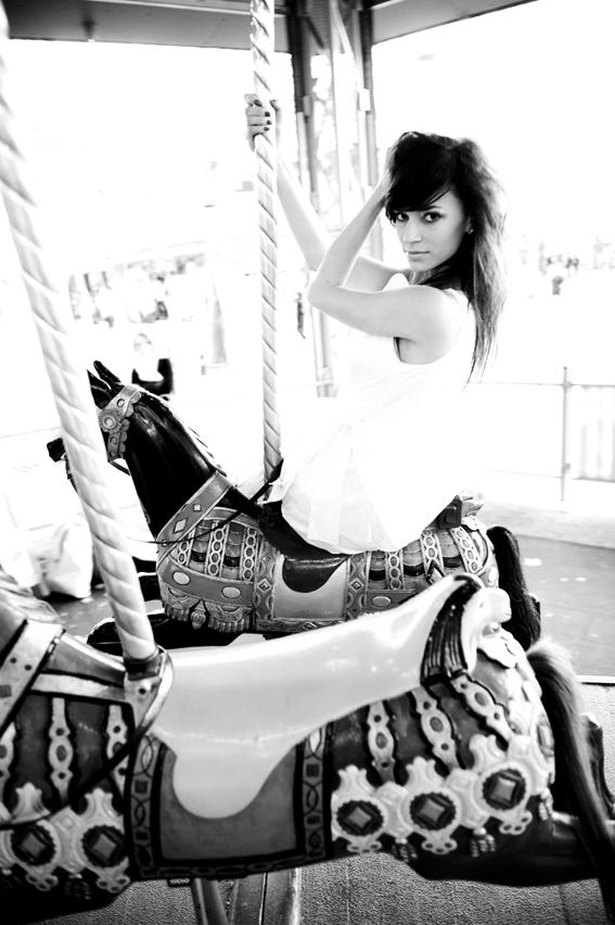 Female model photo shoot of L a r i s s a by Studio Sealegs, clothing designed by Jash Australia