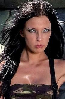 Female model photo shoot of katrina la rose by NVision Photography