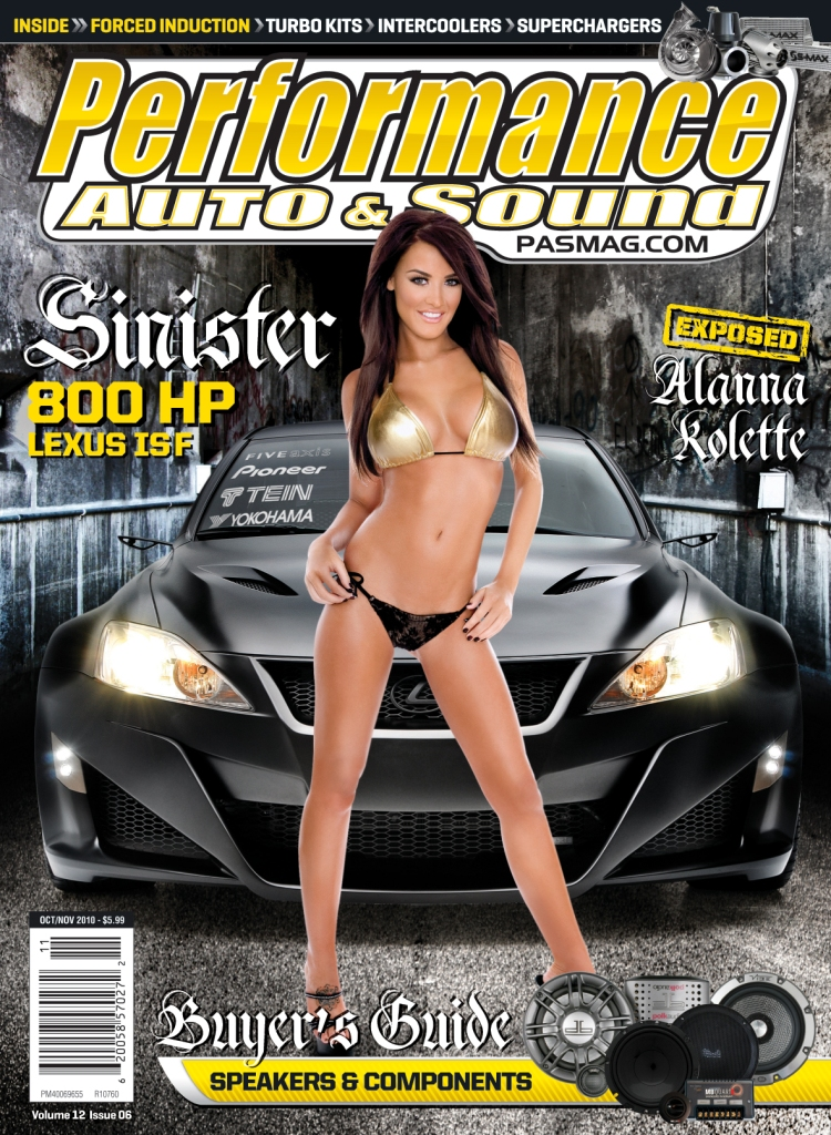 Aug 24, 2010 PAS Volume 12 Issue 6 (12.06; Oct/Nov 2010)