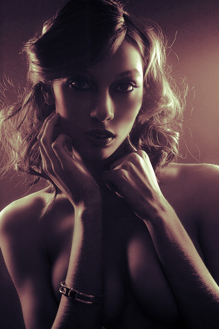 Female model photo shoot of kAziel in New York