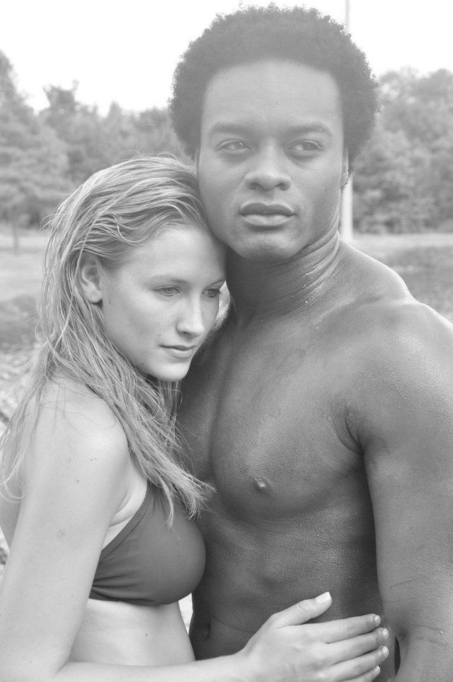 Dallas, Texas Aug 24, 2010 Nathan Paul Photography: All rights reserved  A Love Story MODELS; Alexa Coman-DMG Model Management; Desmond Kofi