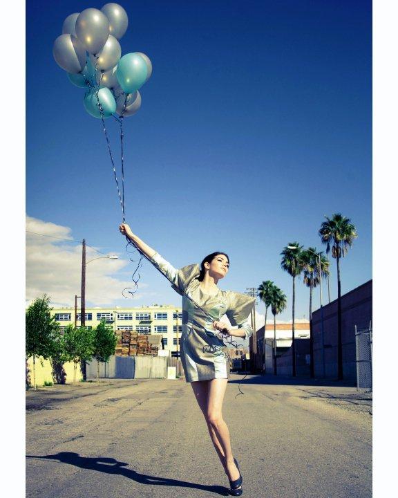 Los Angeles Aug 25, 2010 Designer: Alexis Evelyn Model: Alexandra Mathews Photographer: Katee Laine Heagen Make-up: Kara Breen Robot Dress