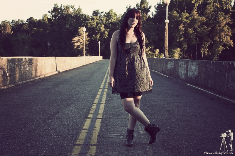 Female model photo shoot of TaraJune by The War Within in Diselhorse Bridge