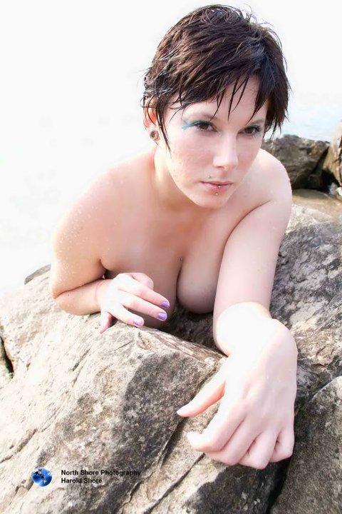 Female model photo shoot of Ashli Kerrigan by Harold Shore