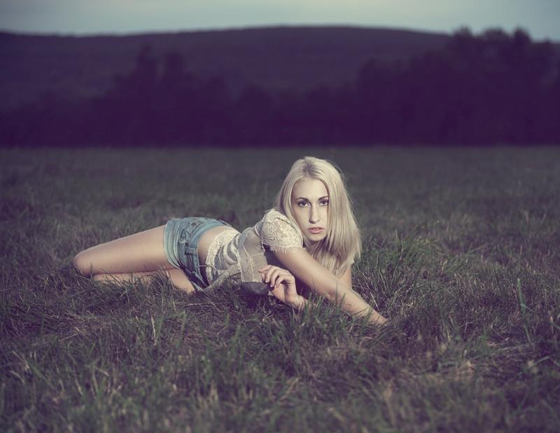 Female model photo shoot of x_Emily_x by NYC Agency Polaroids