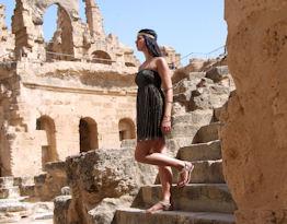 Male model photo shoot of Jon Grainge in Tunisia