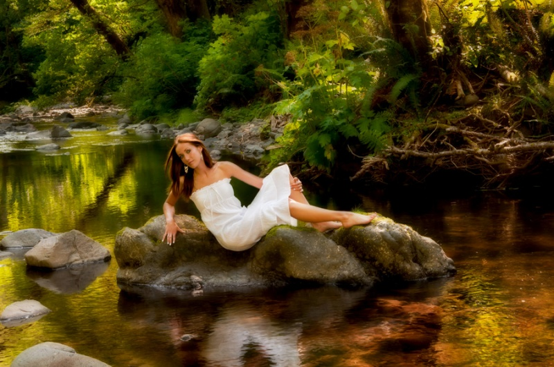 Female model photo shoot of Carie Marie by Emotional Light in Beaver OR
