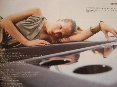 Female model photo shoot of Judi Gebhard in Royal Quays Marina