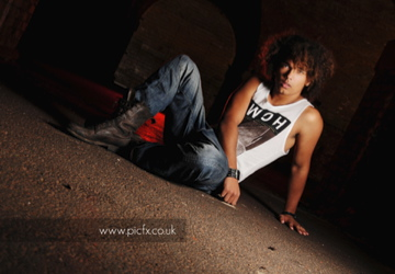 Male model photo shoot of Tyrone Quinn by BESTEDITORPHOTO