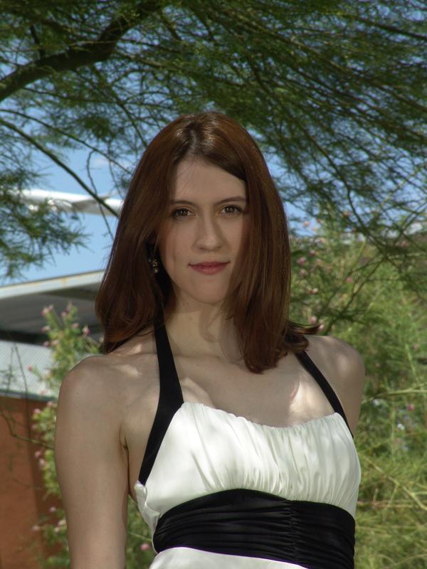 Female model photo shoot of britsticks in UNLV