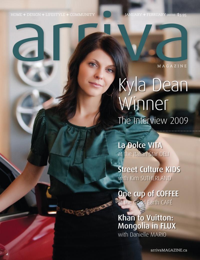 Regain, Sask Aug 31, 2010 2010 bcheckowy Arriva Magazine Volume 1 Issue 5 Jan 2010