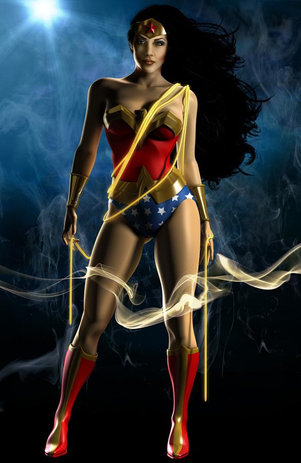 Aug 31, 2010 © Michael Wynne 2010 Wonder Woman
