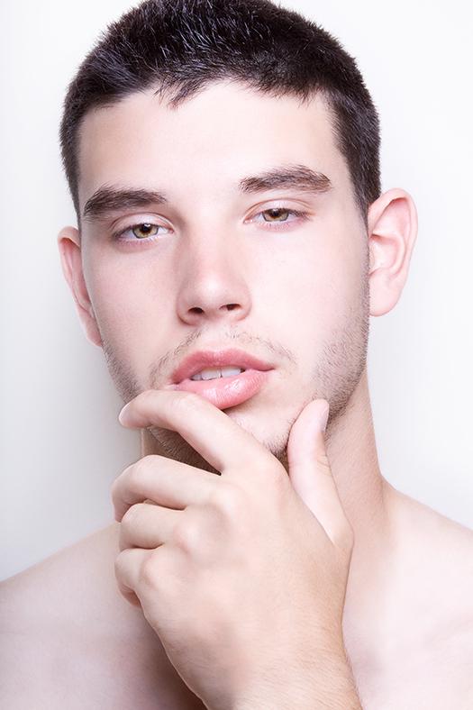 Male model photo shoot of William John Abrams