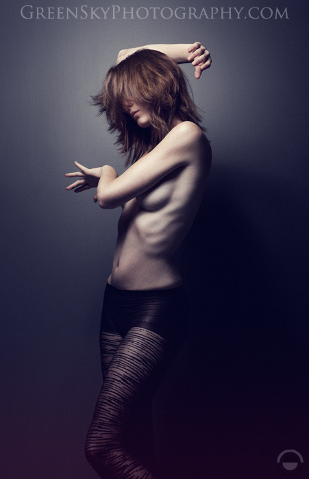 Female model photo shoot of Aimee -Phoenix- Garner by Green Sky Media in Carmel, IN, hair styled by Jennae Schenk, makeup by Jessica Marie Makeup