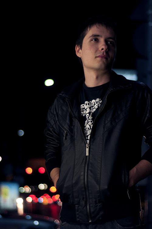 Male model photo shoot of Zachary Karaivanov