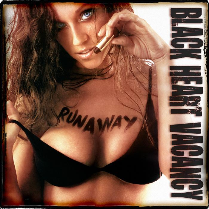Malibu, CA Sep 02, 2010 Black Heart Vacancy, Baked Fresh Records Black Heart Vacancys cover for their single Runaway