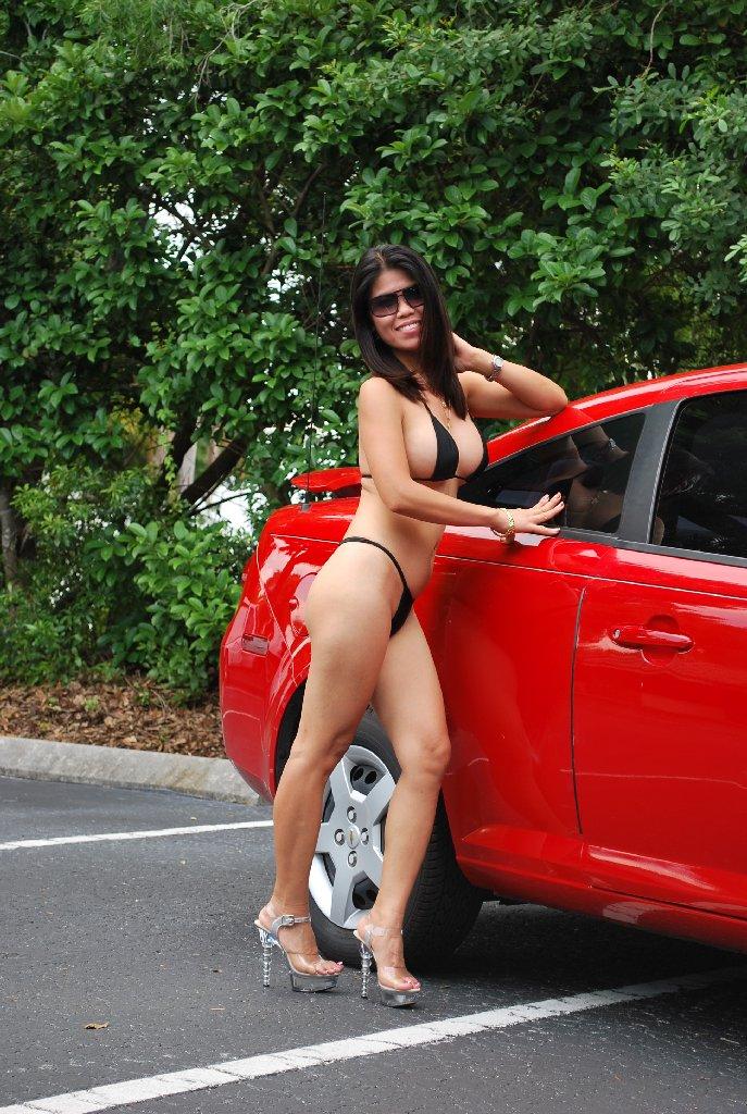 Female model photo shoot of theasianbarbie in Florida