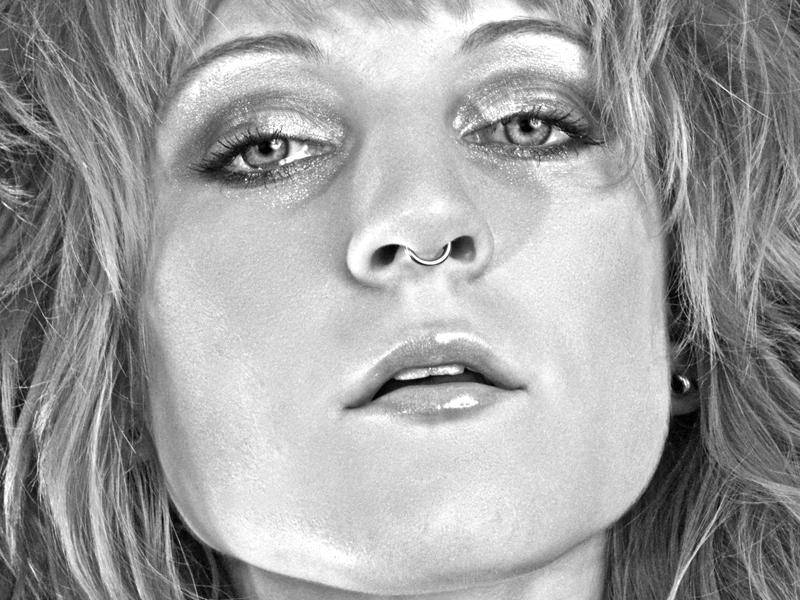 Female model photo shoot of Vixen_ Ashes_ Ivy