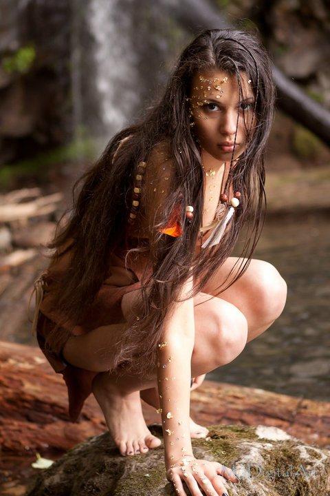 Female model photo shoot of Jasmine Carey in Washington