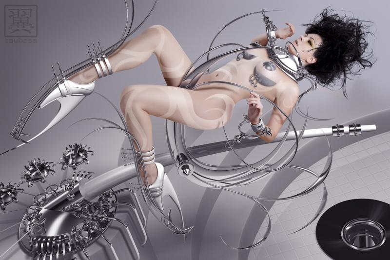 Sep 04, 2010 2010 Bill Reichardt Model = Jutta