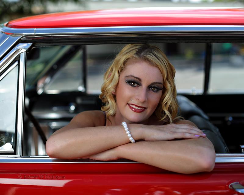 Taken as part of a Bonnie & Clyde Model Shoot: www.meetup.com/arizonaphotography-com Sep 05, 2010 Robert W Dickinson Deveyn Anne