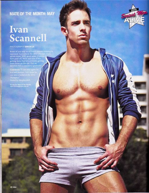 Picture About Ivan Scannell From Australia
