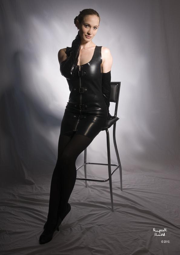 Male and Female model photo shoot of Rupert Rudd and Celeste DiElle