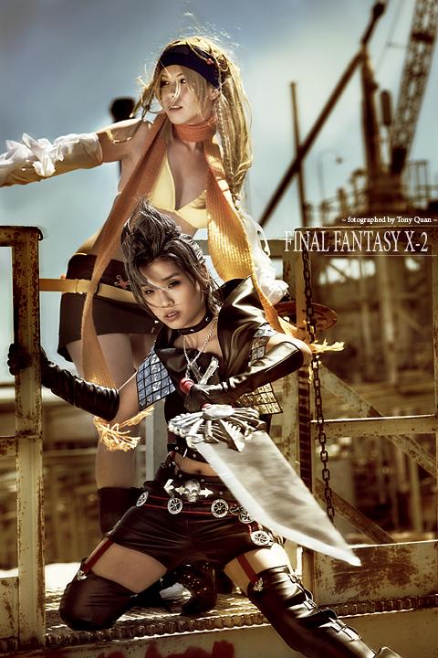 Sep 07, 2010 Tony Quan Final Fantasy X-2