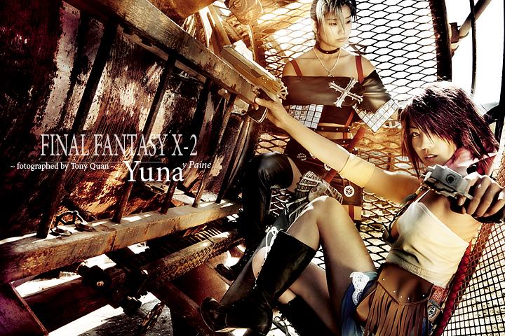 Sep 07, 2010 Tony Quan Yuna y Paine