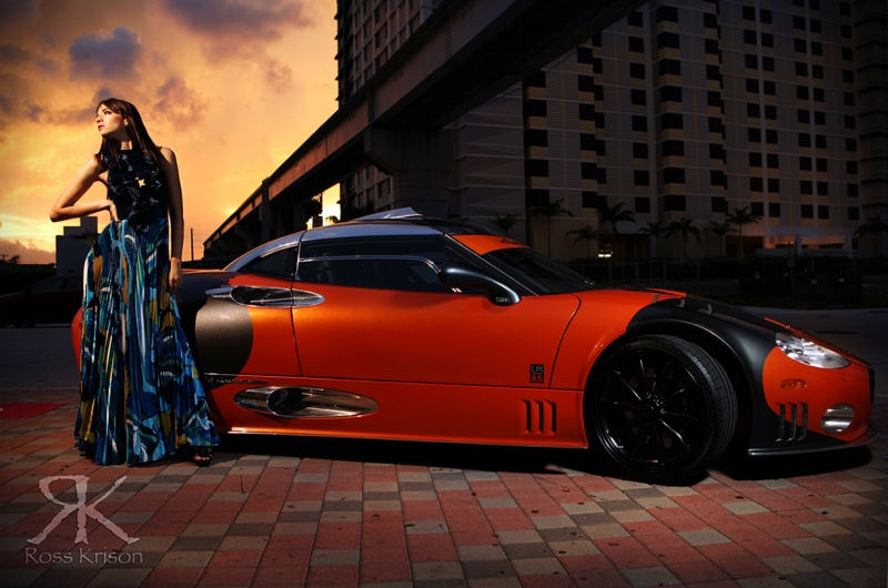 Miami Sep 07, 2010 Ross Krison Photography $300,000 Spyker LM85