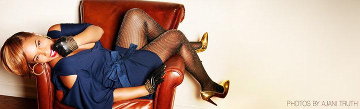 Female model photo shoot of Bre Sylvia MUA by Ajani Truth