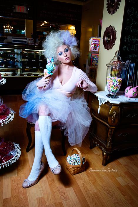 Sep 08, 2010 Cotton Candy Girl.