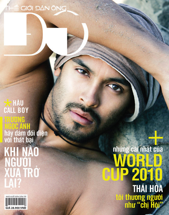 Cologne, Germany!!! Sep 08, 2010 Toni Pham My latest work-Cover for Magazin D.O Vietnam