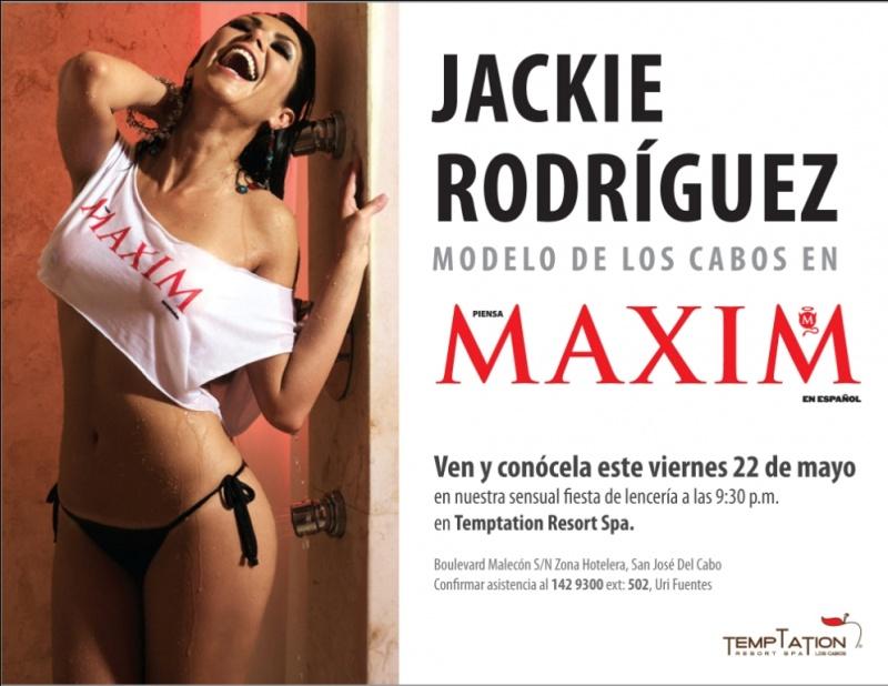 Cabo San Lucas, Baja Mexico Sep 08, 2010 Maxim Magazine Mexico, Latinoamerica & Spain My Autograph Signing Party!!!