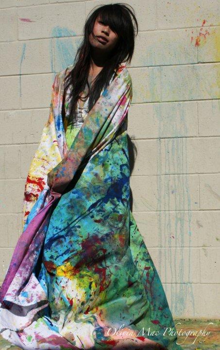 Female model photo shoot of olivia mackenzie in Brisbane