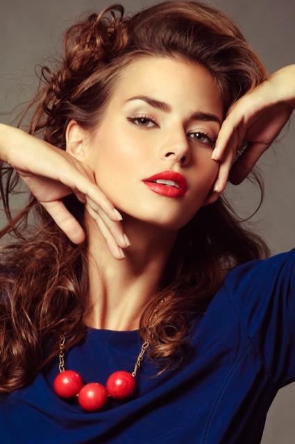 Sep 09, 2010 Photographer Anna Gunselman Andrea Bagi @ Elite Model Management