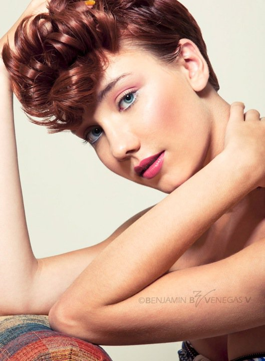 Female model photo shoot of Rebecca Rojas