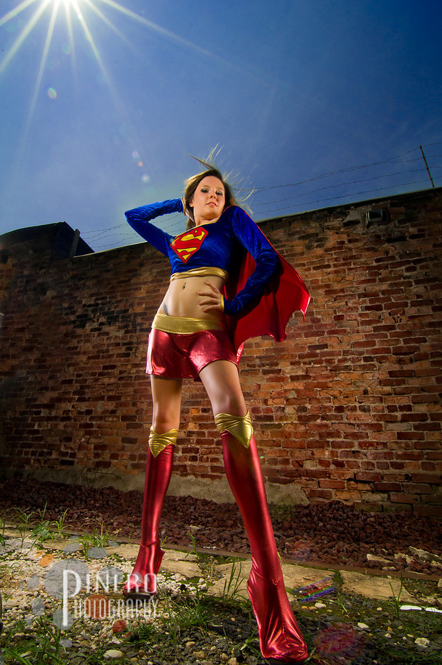 Raleigh, North Carolina Sep 10, 2010 Pinero Photography Im Supergirl, and Im here to save the world, but I wanna know, whos gonna save me?