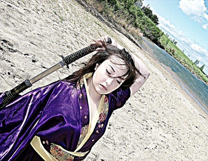 Female model photo shoot of Angela Palone in Kansas, wardrobe styled by Rudi Metzler