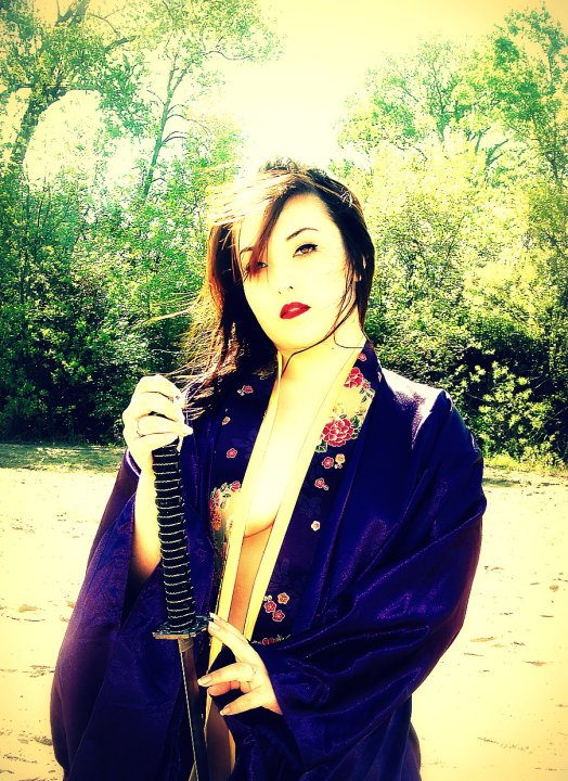 Female model photo shoot of Angela Palone in Kansas