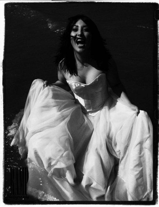 Female model photo shoot of Angela Palone by RAMP Design
