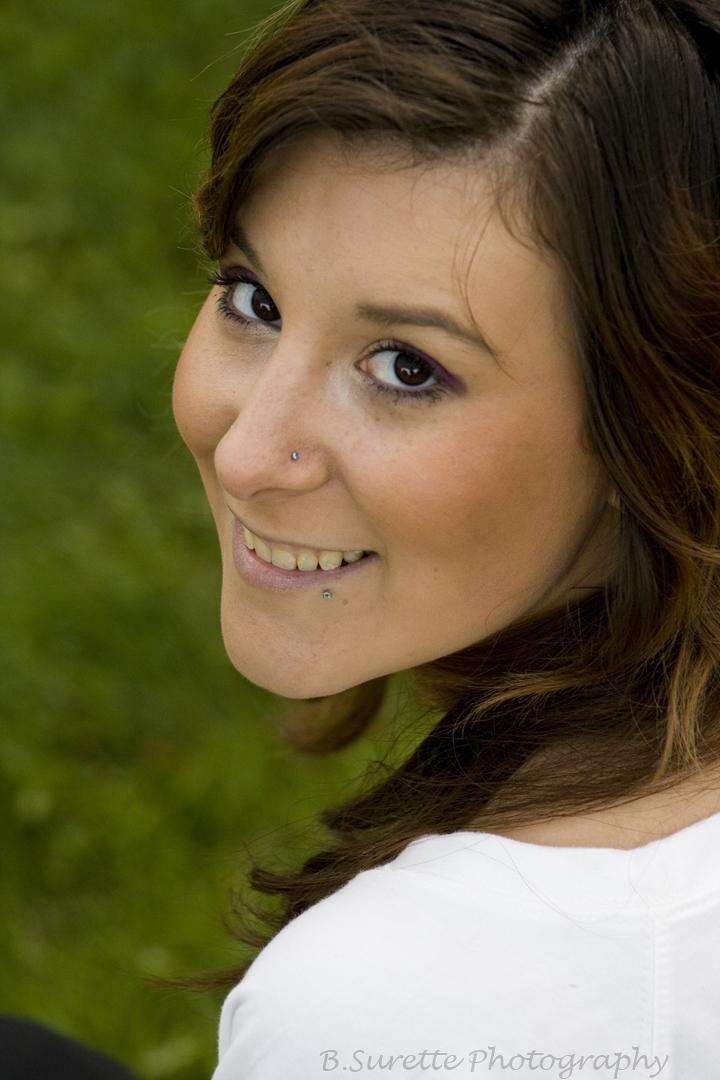 Female model photo shoot of B.Surette
