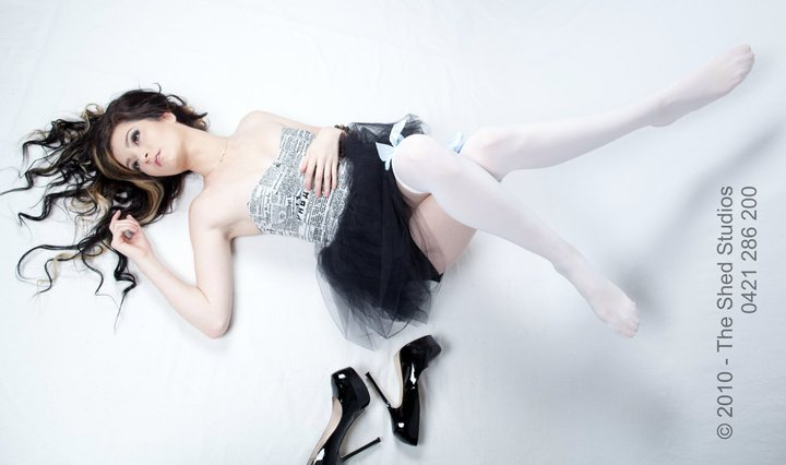Female model photo shoot of Liena Rose