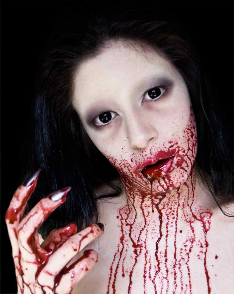Sep 13, 2010 Photo: HimuraK - Makeup, concept, edition: Me
