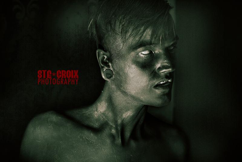 Male model photo shoot of Daniel Monster by Ste-CroixPhoto