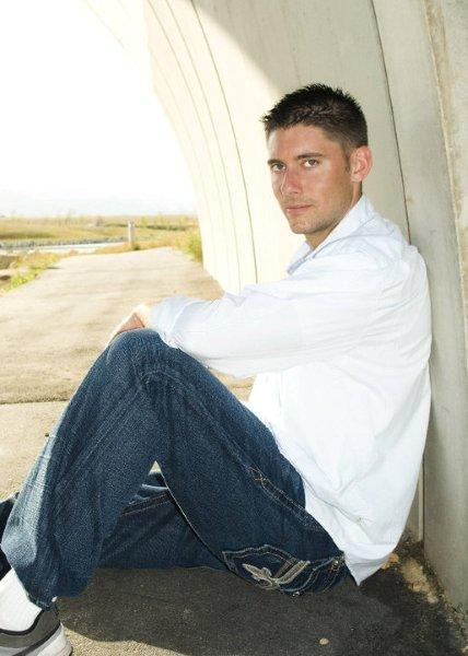 Male model photo shoot of Miklo Schoenrock in Daybreak, UT
